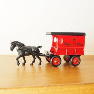 LLIEDO ミニカー Royal Mail 馬車