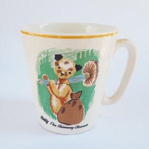 Keele Street Pottery SOOTY マグ
