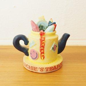 TETLEY TEA FOLK ティポットオーナメント(ARCHIE'S)