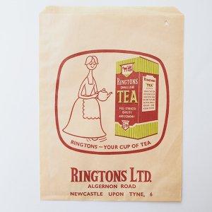 RINGTONS TEA 紙袋