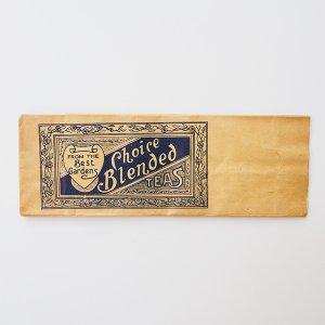 M. & R. S. BURRIN 紙袋