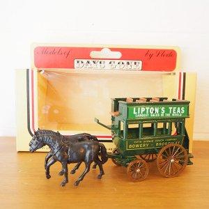 LLIEDO ミニカー Lipton Tea 馬車
