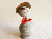 ボビンヘッド・雪だるま人形