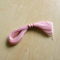 ピンク 10m巻き 0.75mm  マクラメ 紐コード