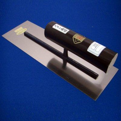 カネ忠 ステンレス角鏝 厚み0.5mm