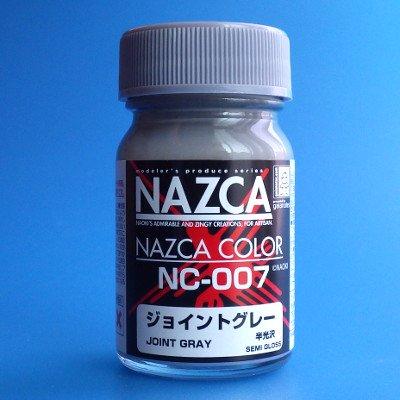 ガイアカラー ジョイントグレー (NAZCAカラー 15ml入)