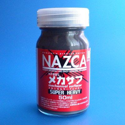 ガイアノーツ - NAZCA メカサフ スーパーヘヴィ (50ml入)
