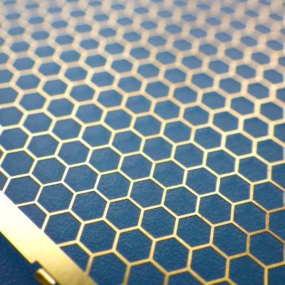 VOYAGER MODEL(ボイジャーモデル)- 蜂の巣型グリル(大)