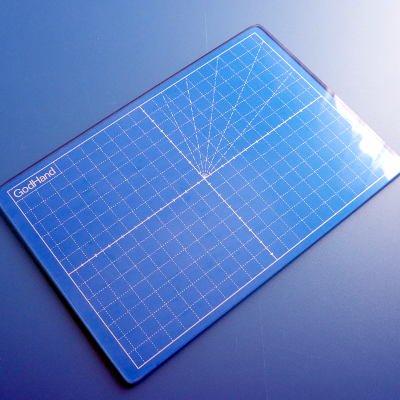 ゴッドハンド -ガラスカッターマット(B5)
