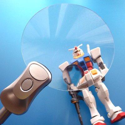 LEDフレキシブルルーペ(小型)各種