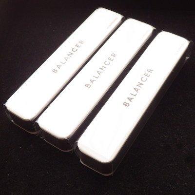 GUNPRIMER - BALANCER WHITE(バランサー ホワイト)3個セット