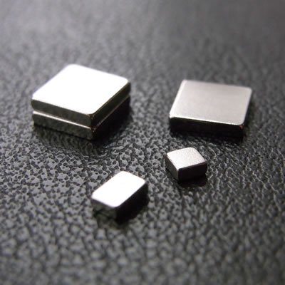 ネオジム磁石 (角 10個入)