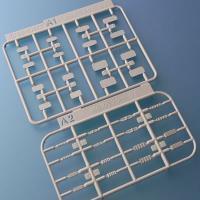 バンダイ - ビルダーズパーツHD MSスラスター01