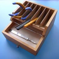 卓上ツールボックス(木製)