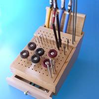 卓上ツールスタンドDX(木製)