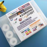 [送料無料] シーフォース- カラメルUVセット(UV硬化エツライト付き)