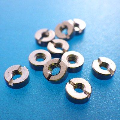 メタルマイナスモールドリング(直径4.0mm 内径1.5mm 10個入)