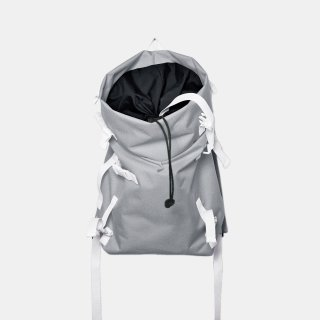 macromauro<br>kaos small polyester(GREY)※在庫有り