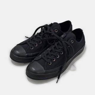 CONVERSE<br>ALL STAR / CHUCK TAYLOR LOW<br>(BLACK×BLACK)