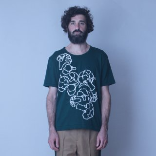 ohta<br>broccoli / dark green broccoli T-shirts