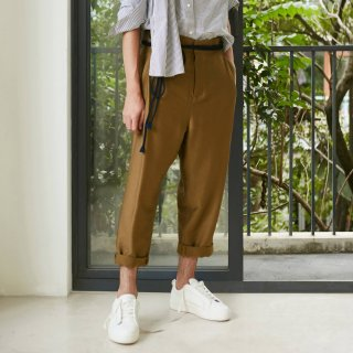 FFIXXED STUDIOS<br>IN/OUT TROUSER OLIVE