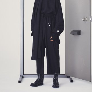 tac:tac<br>wool wide baggy pants