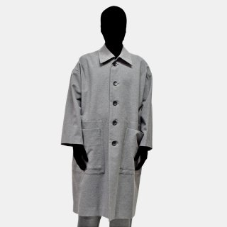 VOAAOV<br>cotton wool long coat