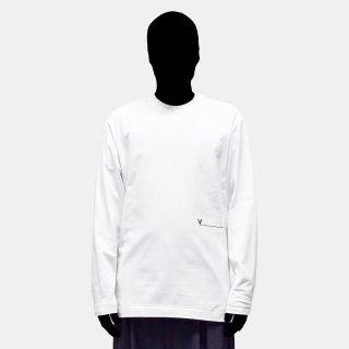 VOAAOV<br>crew-neck L/S logo tee / -Skeltah-