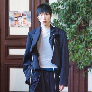 HED MAYNER<br>DB JACKET<img class='new_mark_img2' src='//img.shop-pro.jp/img/new/icons2.gif' style='border:none;display:inline;margin:0px;padding:0px;width:auto;' />
