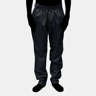 VOAAOV<br>tropicalwool slim easy pants
