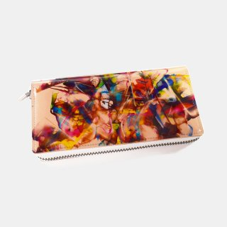 macromauro<br>paint tanned wallet M(C)