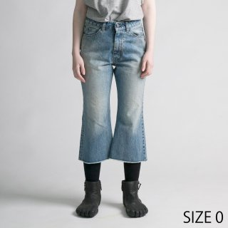 my beautiful landlet<br>boot-cut denim pants