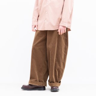 FIR MUM<br>stretch cloth wide pants