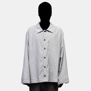 VOAAOV<br>stripe box shirt blouson <img class='new_mark_img2' src='//img.shop-pro.jp/img/new/icons2.gif' style='border:none;display:inline;margin:0px;padding:0px;width:auto;' />