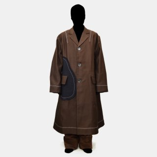 Omar Afridi<br>Stock Service Coat<img class='new_mark_img2' src='https://img.shop-pro.jp/img/new/icons2.gif' style='border:none;display:inline;margin:0px;padding:0px;width:auto;' />