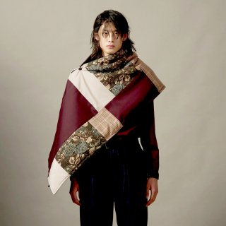 FFIXXED STUDIOS<br>PATCH PADDED SCARF