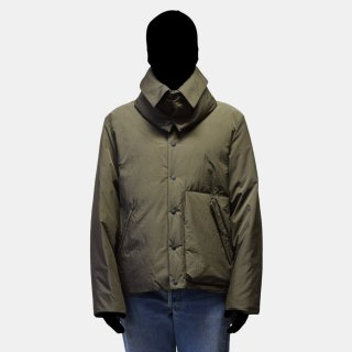 VOAAOV<br>2way down short jacket