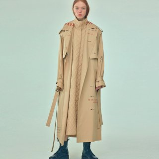 TTSWTRS<br>COTTON TRENCH COAT <img class='new_mark_img2' src='https://img.shop-pro.jp/img/new/icons2.gif' style='border:none;display:inline;margin:0px;padding:0px;width:auto;' />