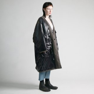 my beautiful landlet<br>ripple finish nylon reversible coat