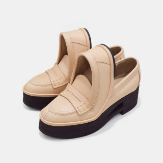 Re:quaL≡<br>W shape loafer NUME<br>※受注生産商品<img class='new_mark_img2' src='https://img.shop-pro.jp/img/new/icons2.gif' style='border:none;display:inline;margin:0px;padding:0px;width:auto;' />