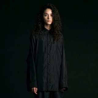 my beautiful landlet<br>ripstop nylon switching shirt