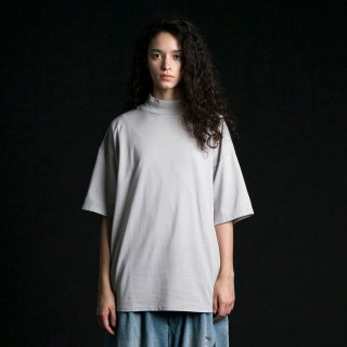 my beautiful landlet<br>cotton mockneck tee