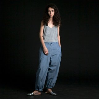 my beautiful landlet<br>typewriter wide pants