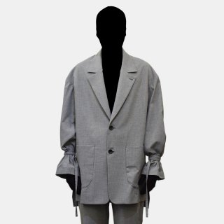 VOAAOV<br>cottonpoly tailored jacket<img class='new_mark_img2' src='https://img.shop-pro.jp/img/new/icons2.gif' style='border:none;display:inline;margin:0px;padding:0px;width:auto;' />