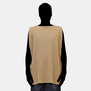 tac:tac<br>PLEATS KNIT VEST<img class='new_mark_img2' src='https://img.shop-pro.jp/img/new/icons2.gif' style='border:none;display:inline;margin:0px;padding:0px;width:auto;' />
