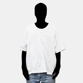 amachi.<br>Contour Line T-Shirt - Stitch<img class='new_mark_img2' src='https://img.shop-pro.jp/img/new/icons2.gif' style='border:none;display:inline;margin:0px;padding:0px;width:auto;' />