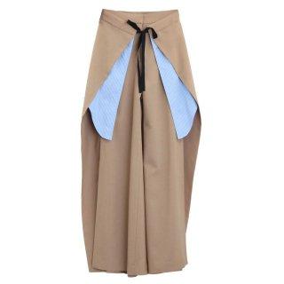 AKIKO AOKI<br>Layerd trousers