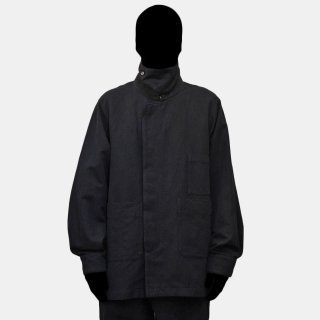 tac:tac<br>ASYMMETRY COLLAR SEMI DOUBLE JACKET<img class='new_mark_img2' src='https://img.shop-pro.jp/img/new/icons2.gif' style='border:none;display:inline;margin:0px;padding:0px;width:auto;' />