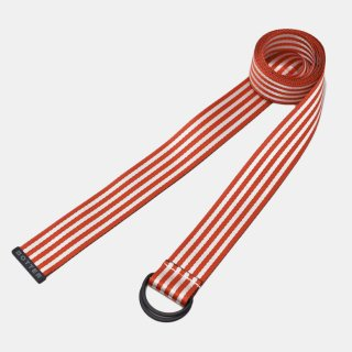 BOTTER<br>BELT RED WHITE STRIPE