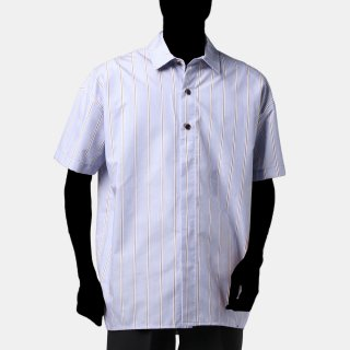VOAAOV<br>stripe S/S shirt